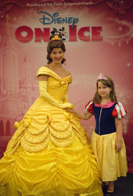 Belle, Meet and Greet, Princess, Tiara, gown, costume