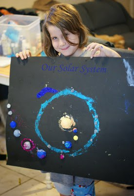 Solar System Project, God's Design for Life