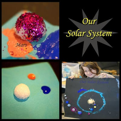 Have you been looking for a Solar System Science Project to do? Don't miss this great d.i.y. solar system model I did with my daughter. This is a great way to get hands on with your child while teaching about the solar system.