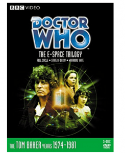 Doctor Who DVD