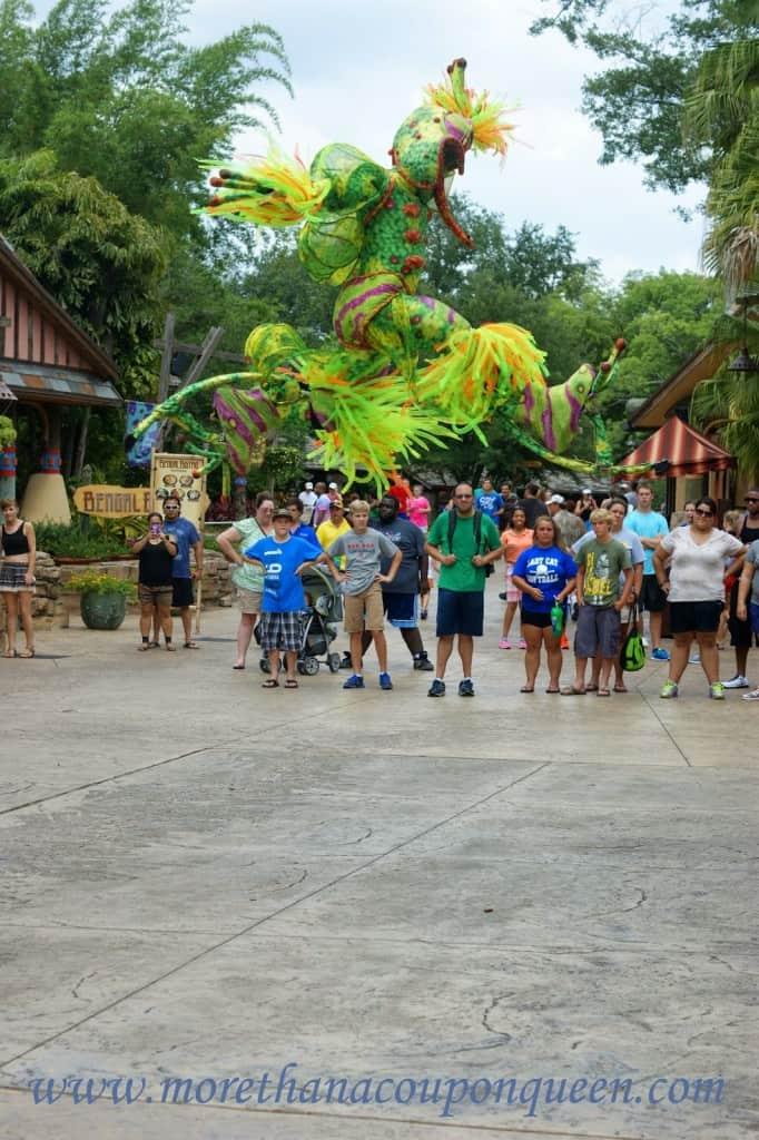 How to Enjoy Busch Gardens in the Summer Heat