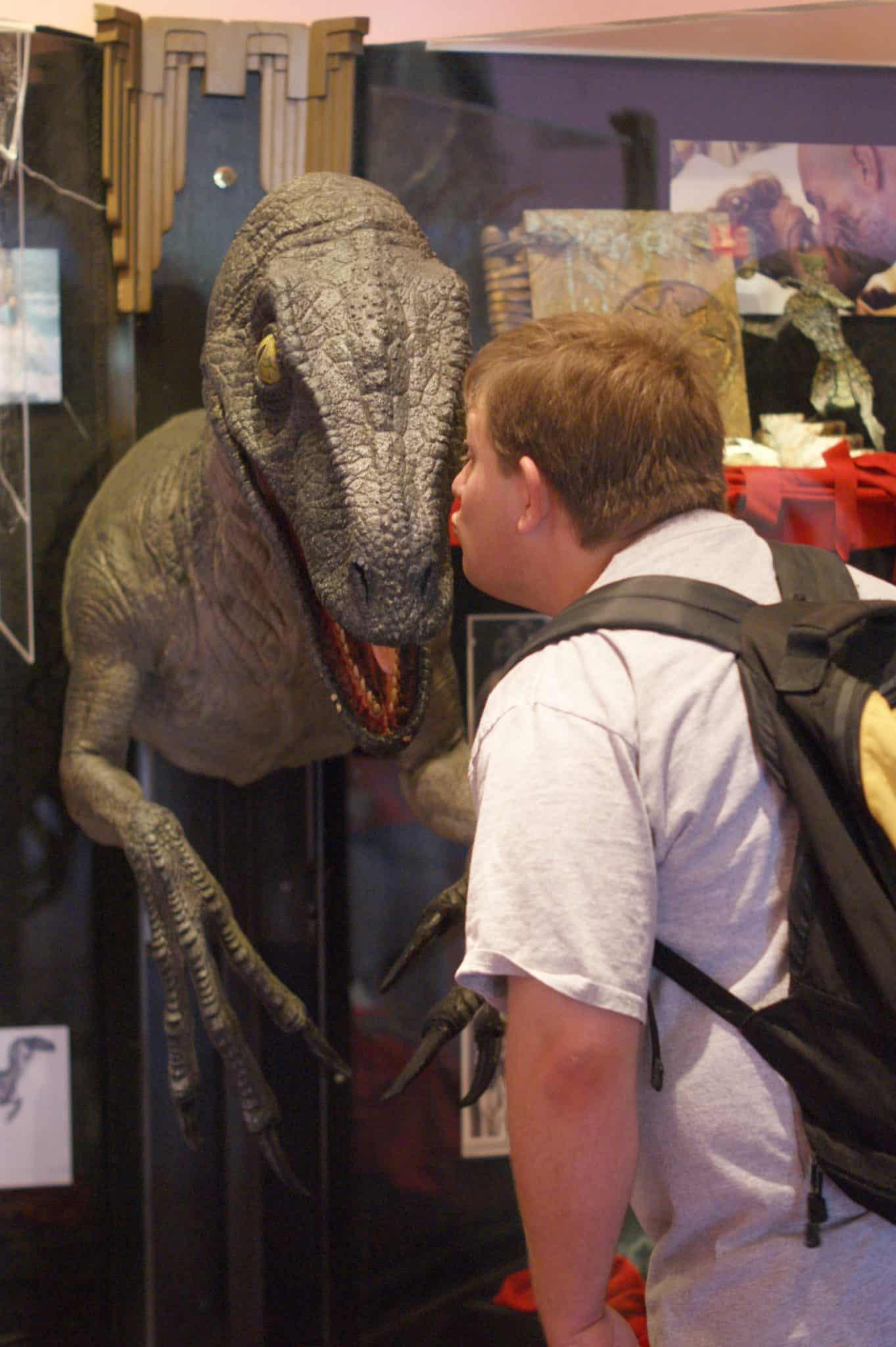 Jurassic Park Prop - #UniversalStudios #DiagonAlley #Travel #Florida #orlando #Universal #JurassicPark
