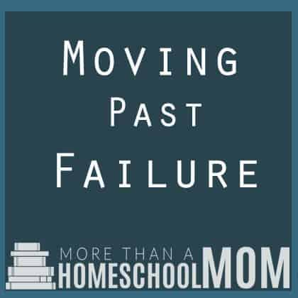 Moving Past Failure