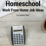 Work From Home Job Ideas