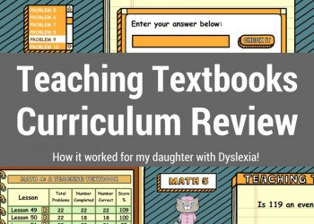Teaching Textbooks Review