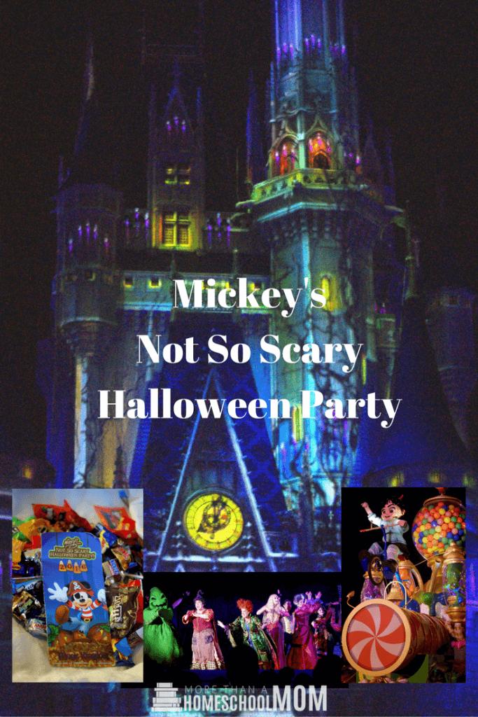 Mickey's Not So Scary Halloween Party Tips and Tricks - #Disney #notsoscary #halloween #HalloweenParty #travel #florida #DisneyTips #MagicKingdom