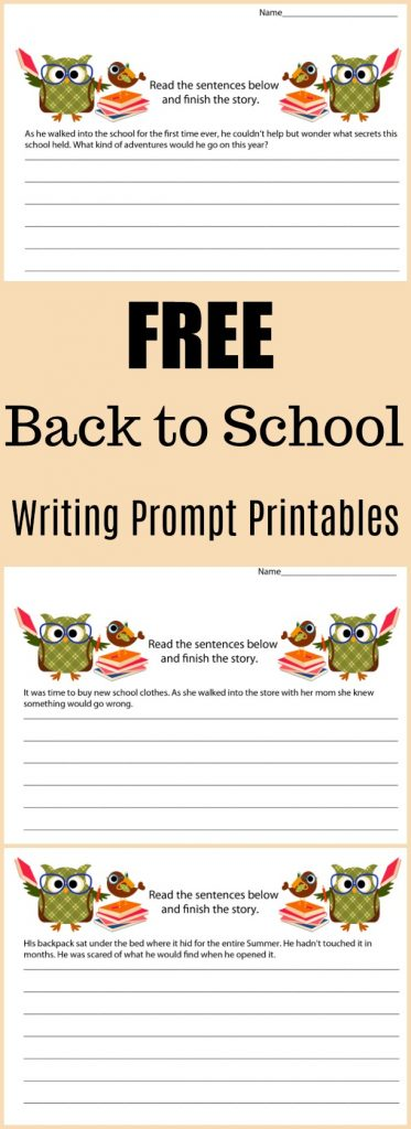 Back to School Ideas | Back to School Crafts, Printables, and Recipes