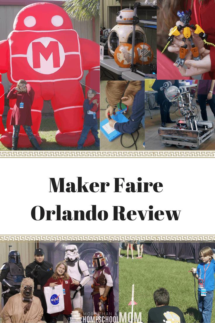 Maker Faire Orlando Review