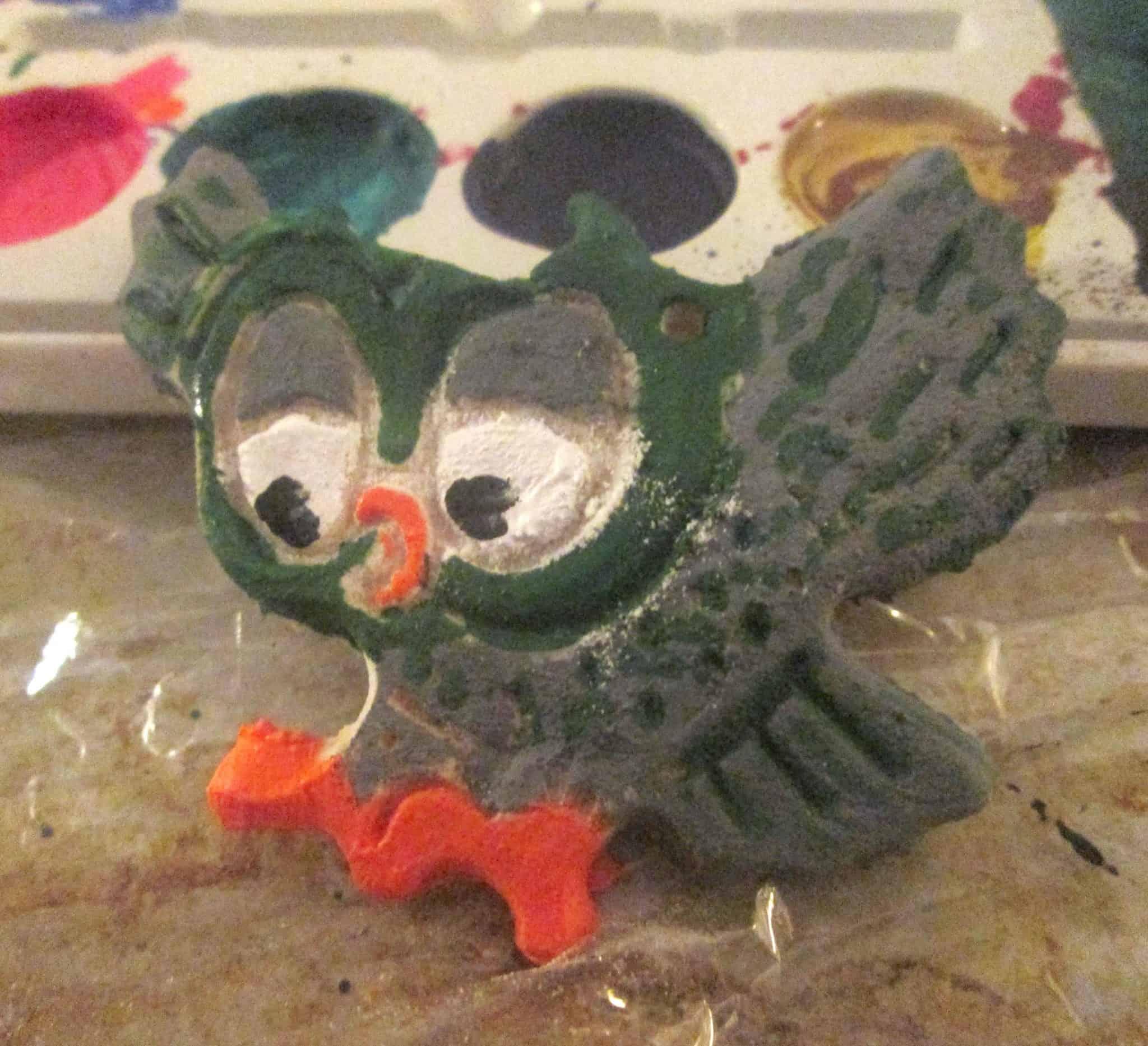 Harry Potter Owl Ornament