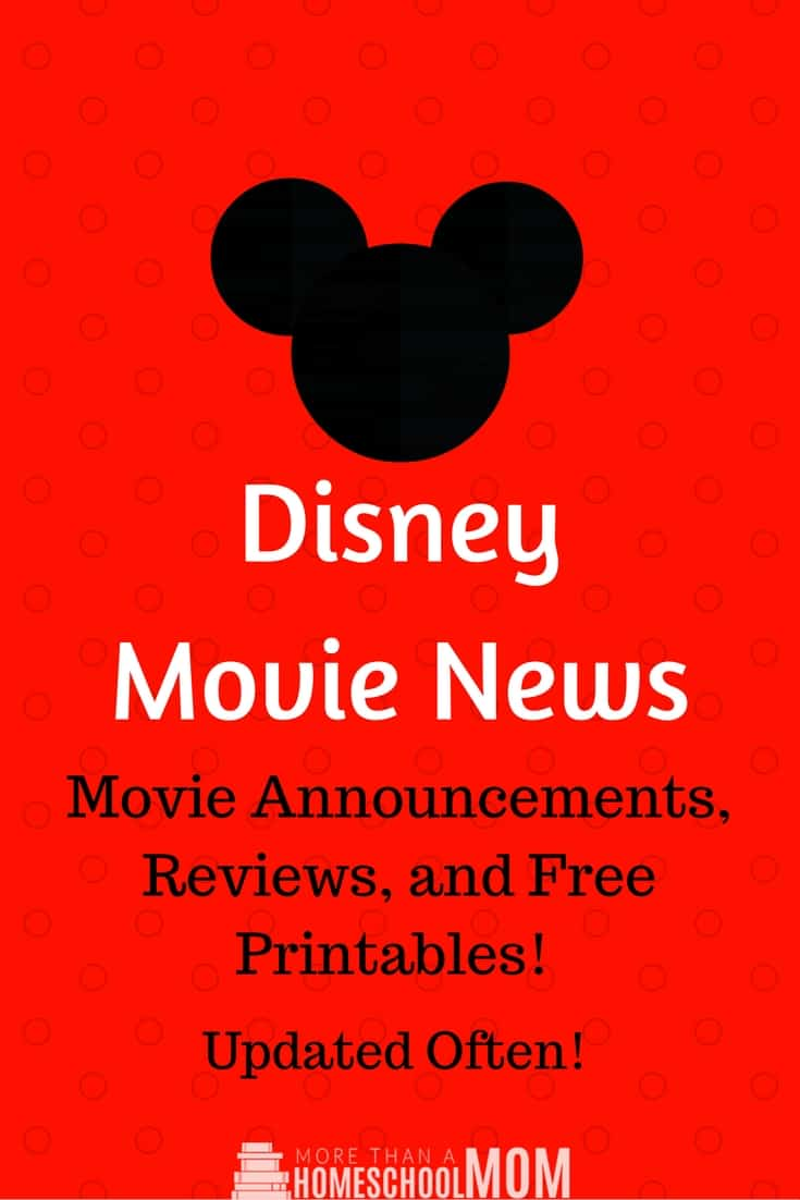 Disney Movie News