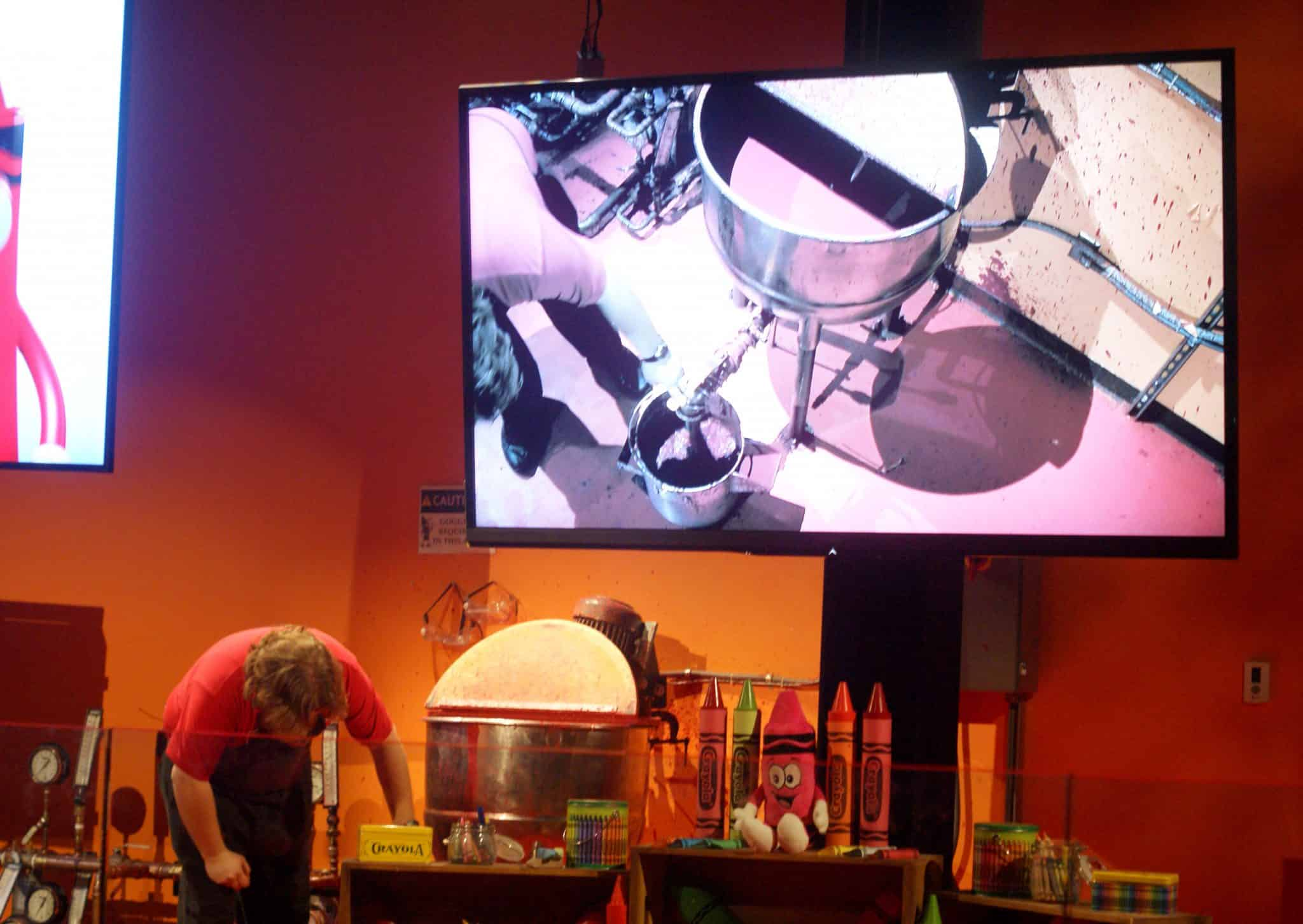 10 things to do at Crayola Experience Orlando