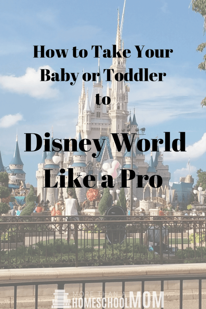 How to Take Your Baby or Toddler to