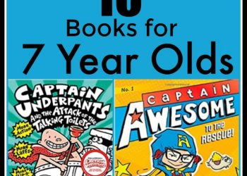 Books for 7 Year Olds