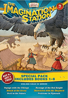 Imagination Station Book Series
