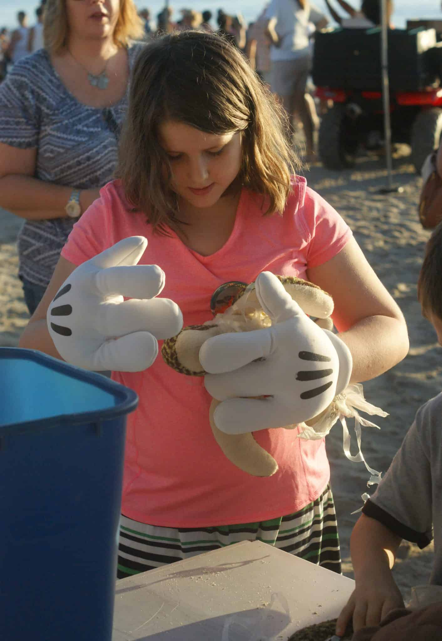 What we learned at the Tour De Turtles at Disney's Vero Beach Resort - Save a Sea Turtle