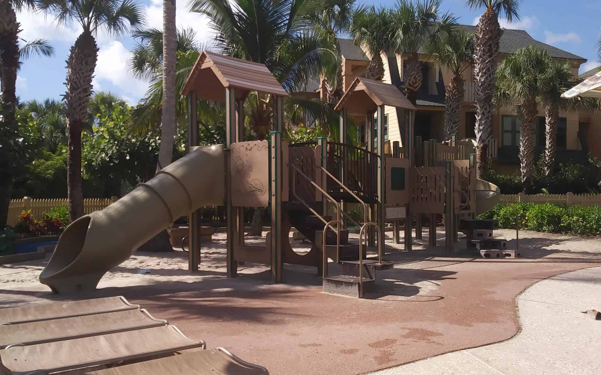 Disney's Vero Beach Resort - Playground