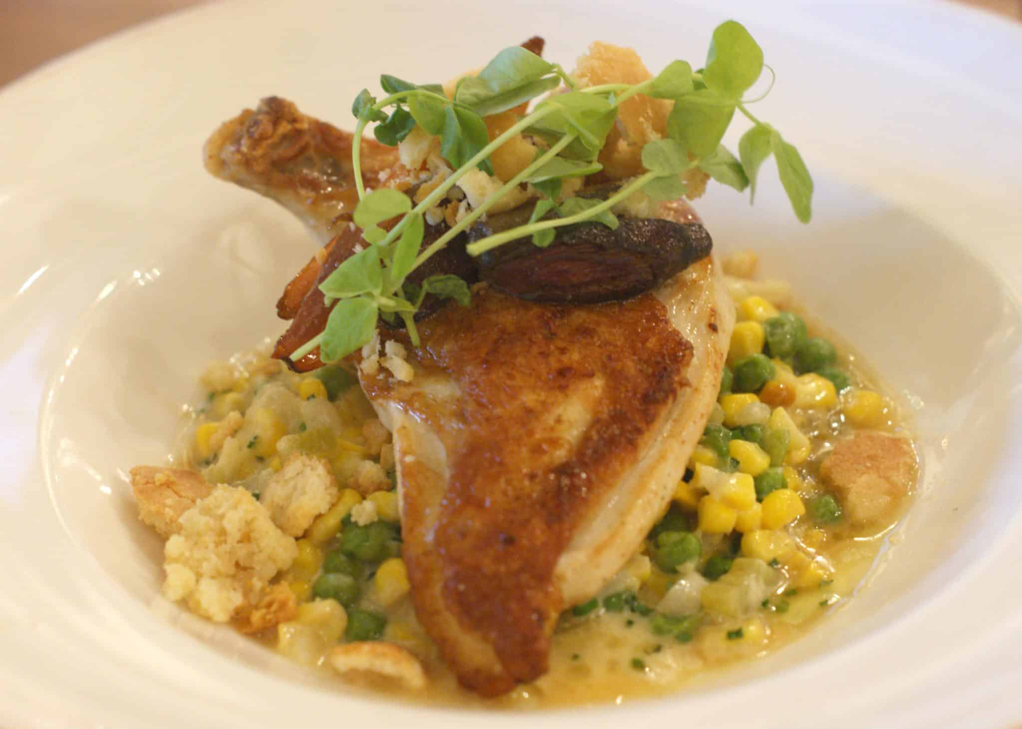 Disney's Vero Beach Resort - Wind & Waves Restaurant - Chicken