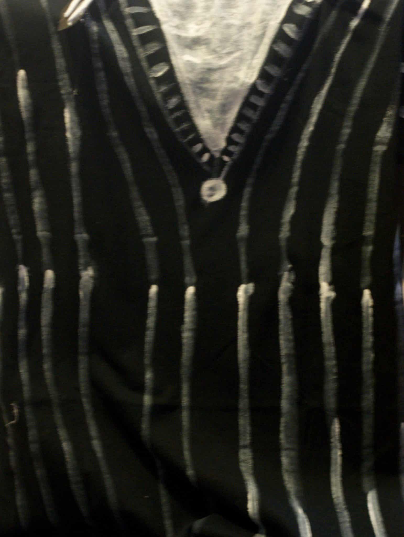 DIY Jack Skellington Inspired Shirt