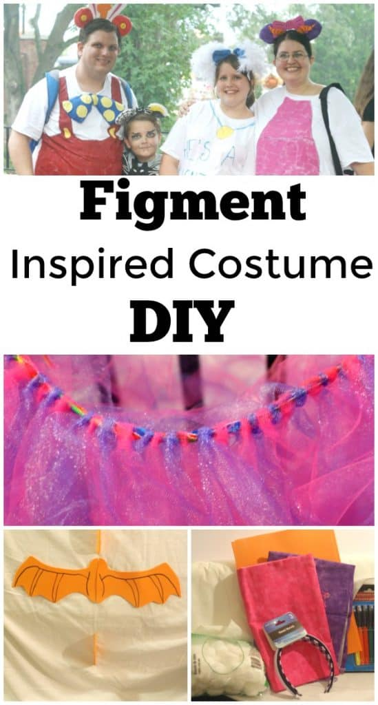 Figment Inspired Costume DIY