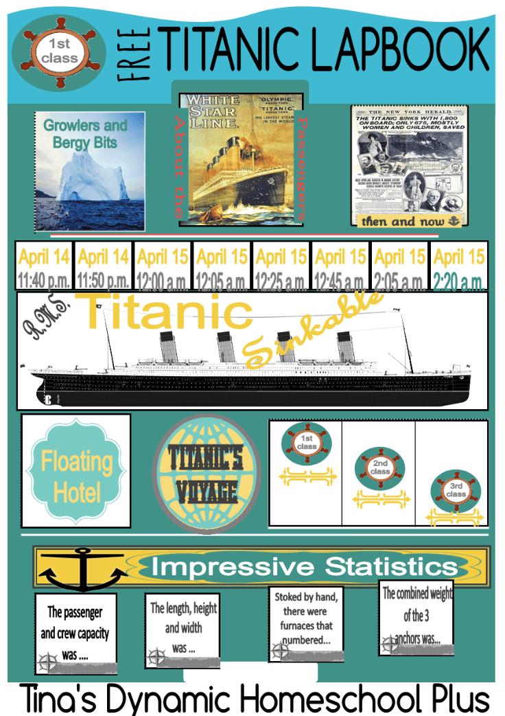 Free-Titanic-Lapbook-@-Tinas-Dynamic-Homeschool-Plus