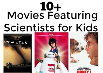 Movies Featuring Scientists for Kids