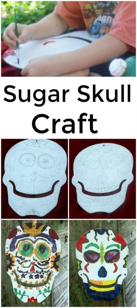 Sugar Skull Craft