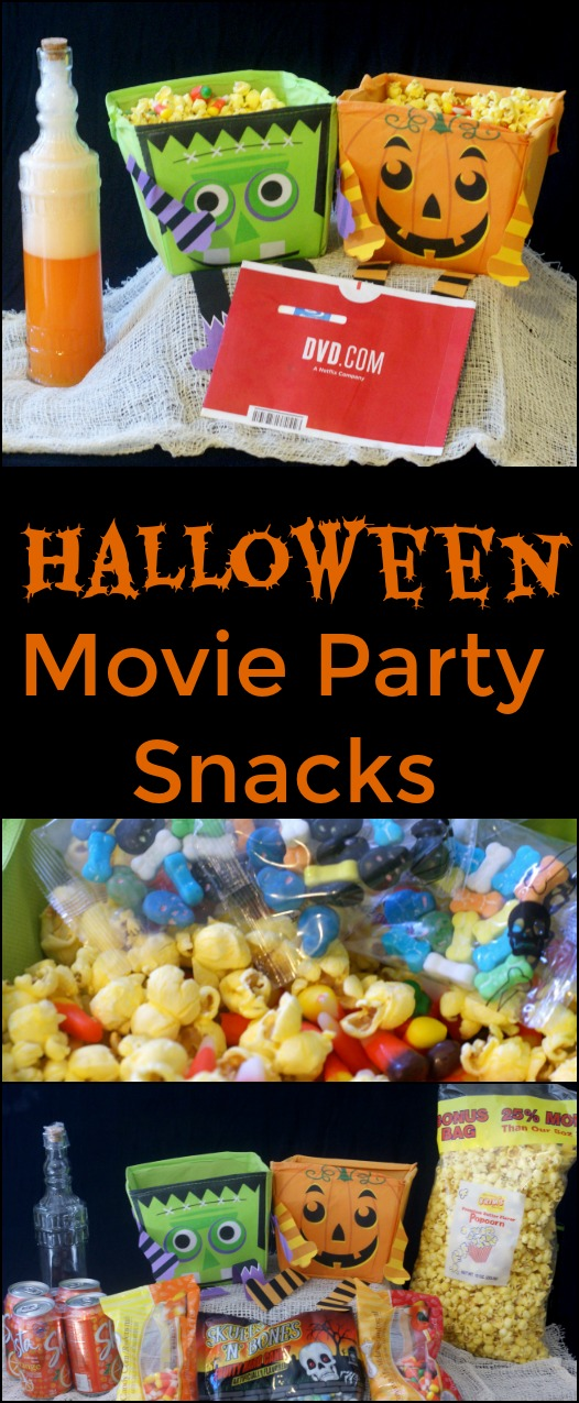 Halloween Movie Party Snack
