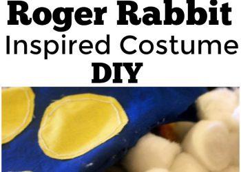 Roger Rabbit Inspired Costume DIY