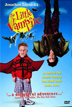 the little vampire this movie is such a fun one my kids love it and it always makes them laugh you cant beat a fun and less than scary halloween movie