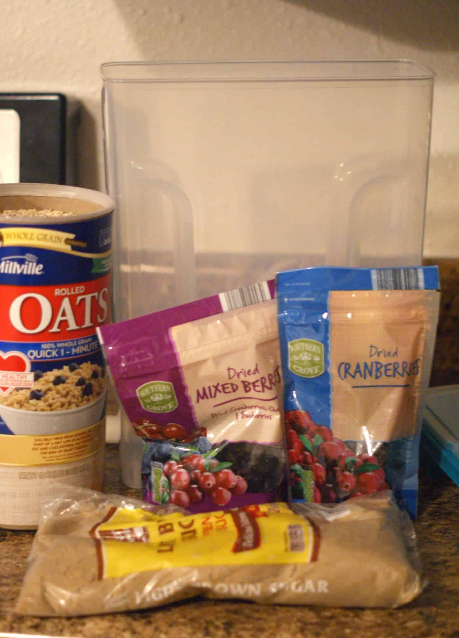 Time Saving Oatmeal Recipe