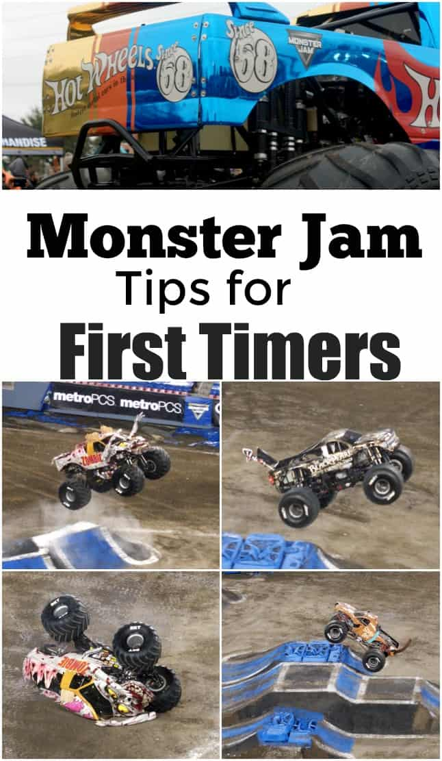 Monster Jam Tips for First Timers - #monsterjam