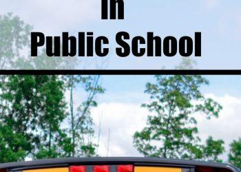 Putting a Homeschooler in Public School
