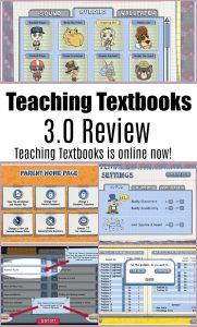 Teaching Textbooks 3.0 Review - Online Math Curriculum - #TeachingTextbooks #Math #Homeschool #homeschooleducation #edchat #Math #HomeschoolMath #TTMath