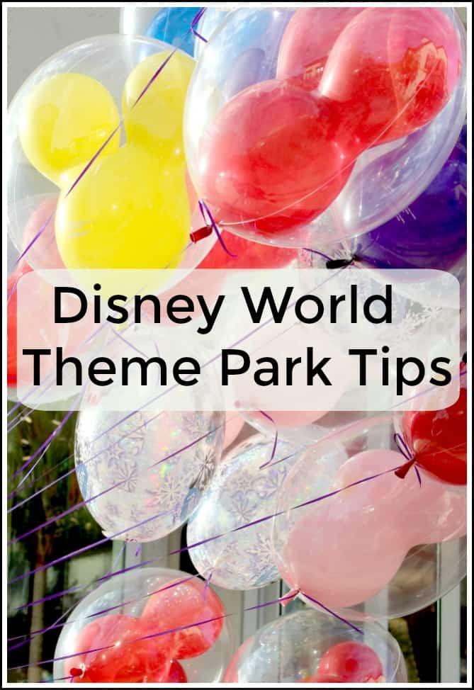 Disney World Theme Park Tips - #Disney #DisneyWorld #Travel #Orlando