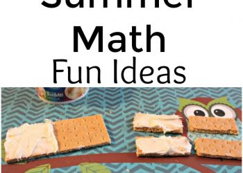 Summer Math Fun Ideas