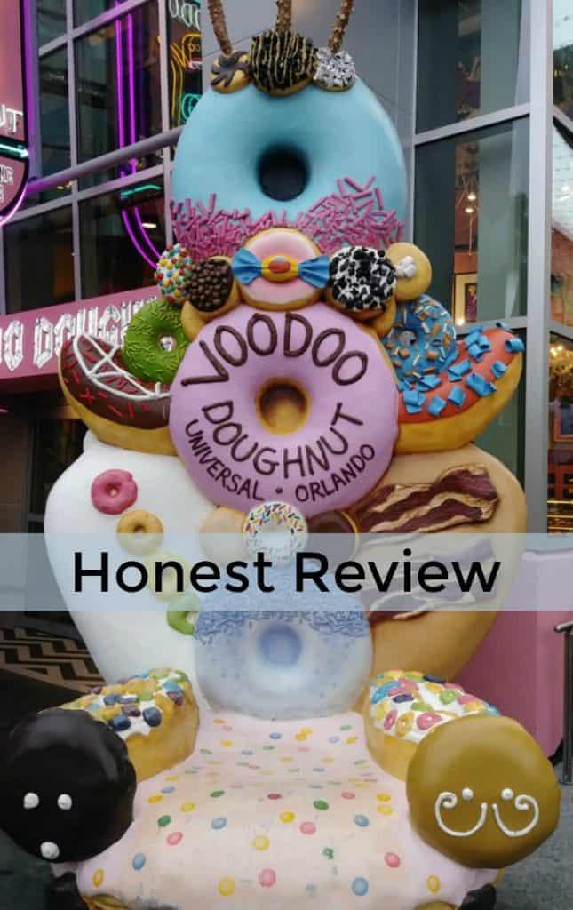 VooDoo Doughnut Orlando Review - #Orlando #Travel #VooDooDoughnut