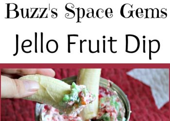 Jello Dessert Recipe | Toy Story Inspired Dessert