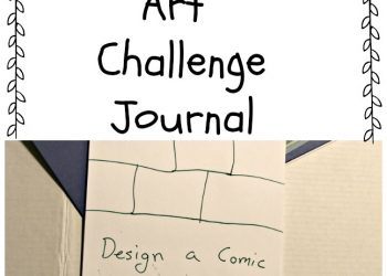 Art Challenge Journal