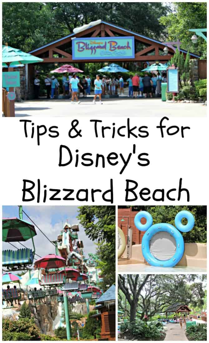 Blizzard Beach Tips and Tricks