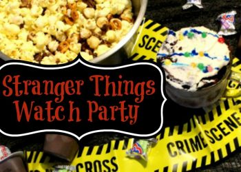 Stranger Things Watch Party