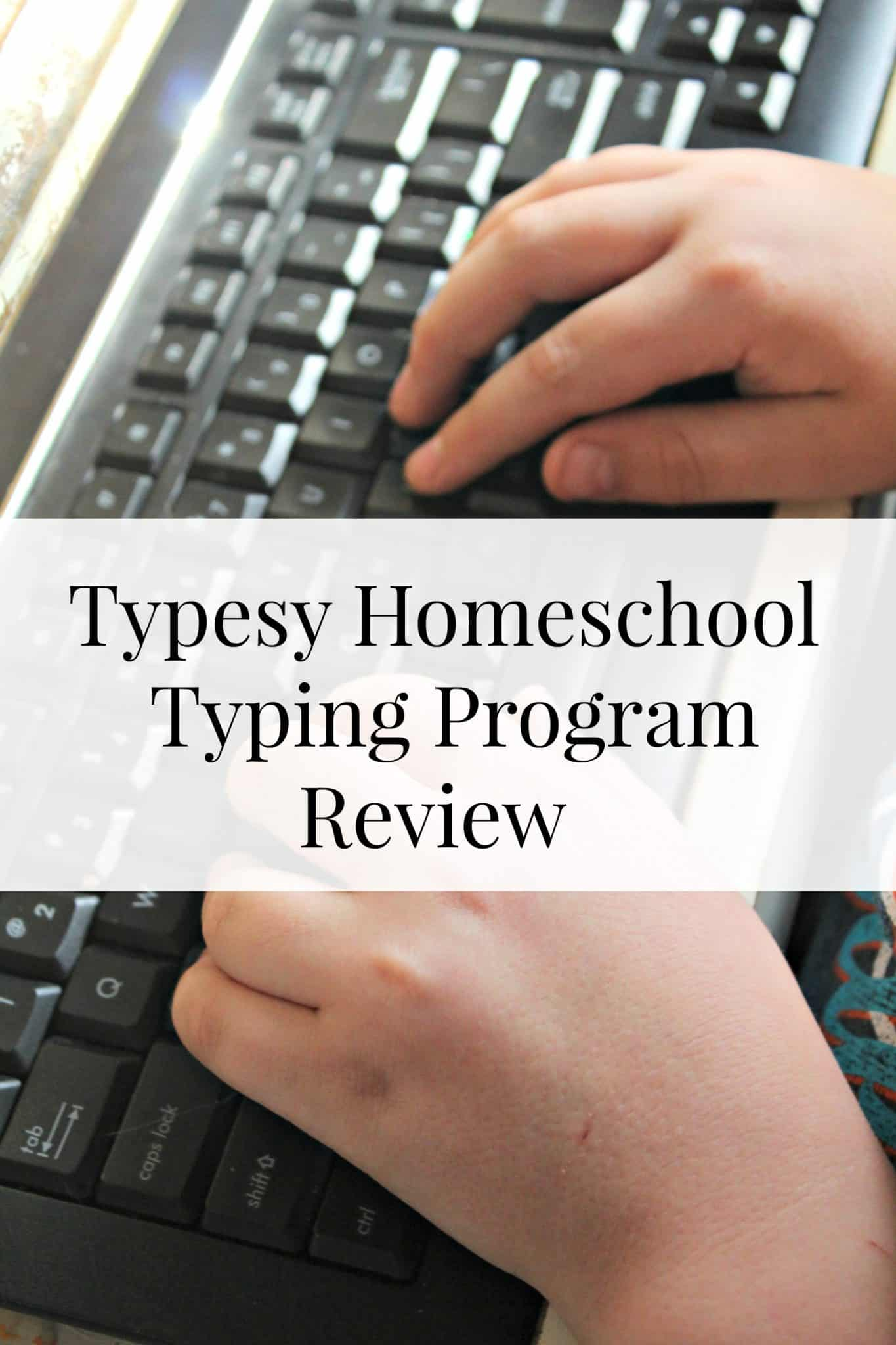 Typesy homeschool typing program is a great option for homeschool families who are looking to teach touch typing in their homeschool. In this post, I will show you how the program works, what you can get when you purchase it, and a sneak peek at the games.
