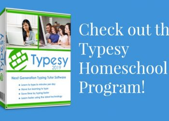 Typesy Homeschool Typing Program Review